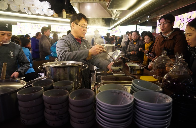 China province, population 80 million, says only 17 people live in poverty