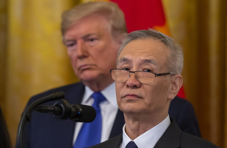 Economic break-up with US 'unrealistic,' China's top trade negotiator says