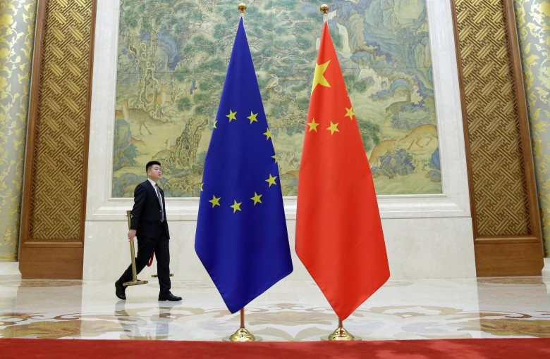 Germany investigates whether ex-EU ambassador spied for China
