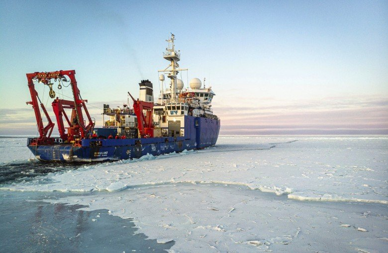 Why China has its eyes on the North Pole