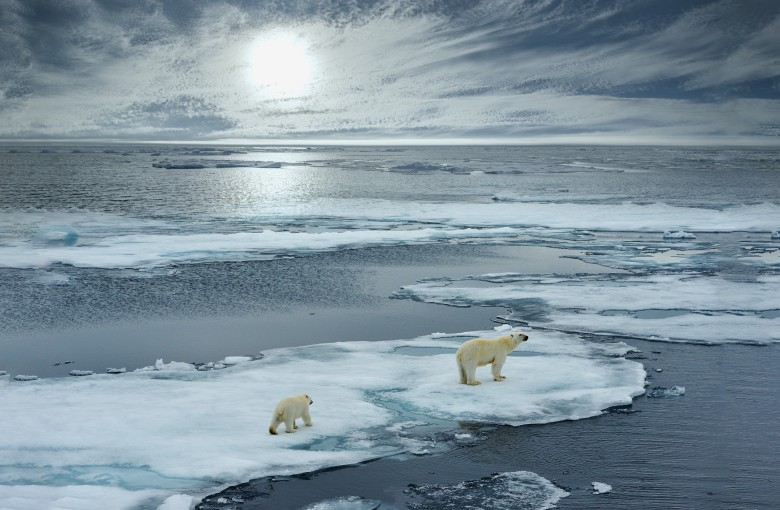 Melting sea ice is opening a new frontier in US-China rivalry