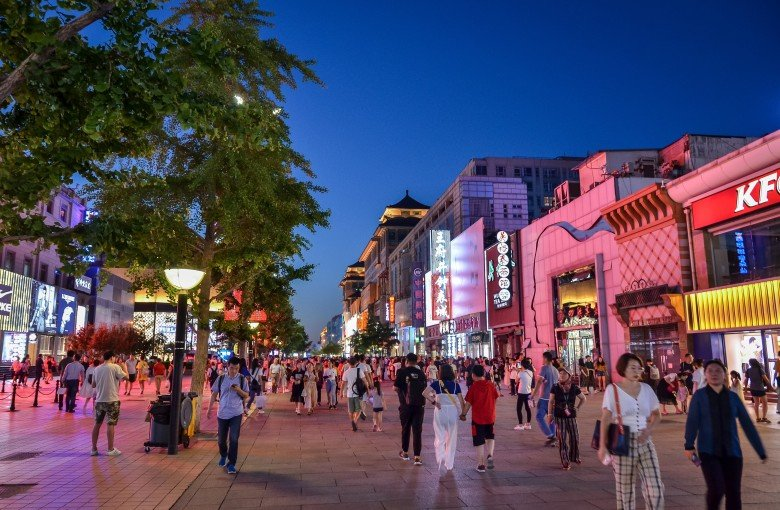 Chinese retail is getting a nationalistic boost