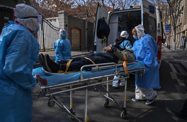 Chinese city reports 6,000 coronavirus cases. It may be 'tip of the iceberg'