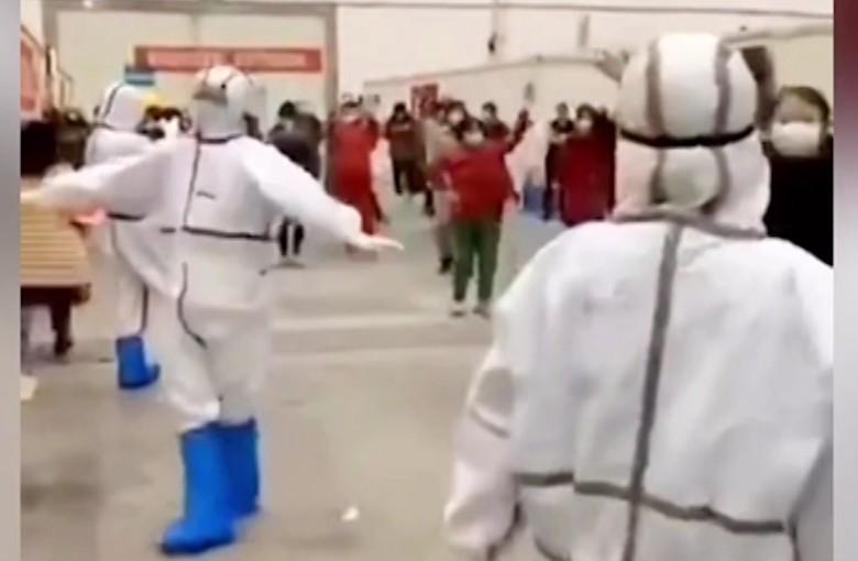 Dancing in the time of coronavirus