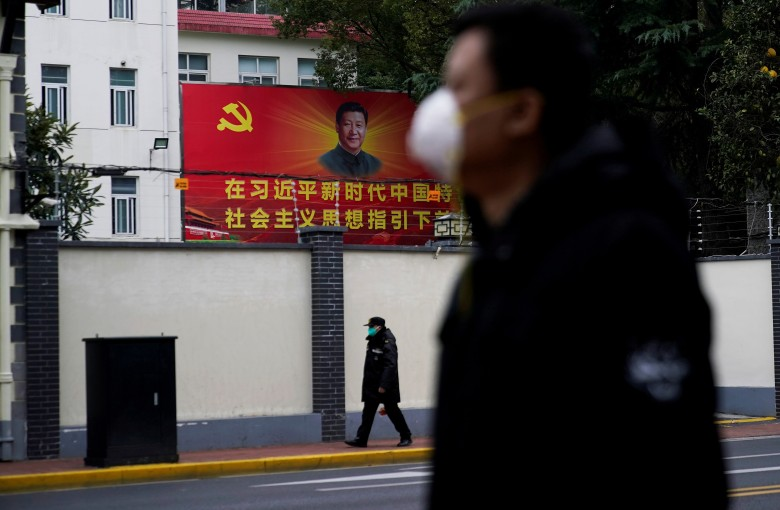 Beijing purges top officials at coronavirus epicenter amid public anger