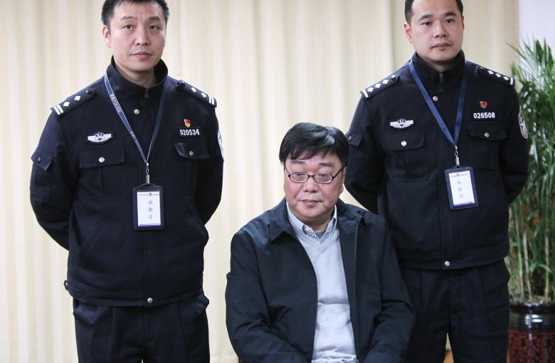 Detained Hong Kong bookseller sentenced to 10 years