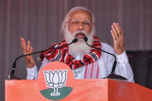 India's Prime Minister Narendra Modi. Photo: AFP