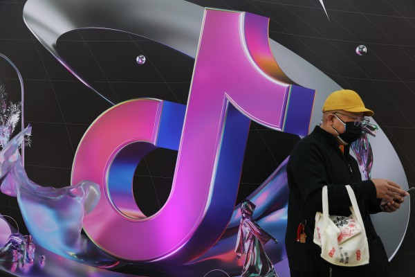 TikTok, known as Douyin in China, is ByteDance's most successful product, but the company has been looking to expand in several new areas, including gaming and education. Photo: Reuters