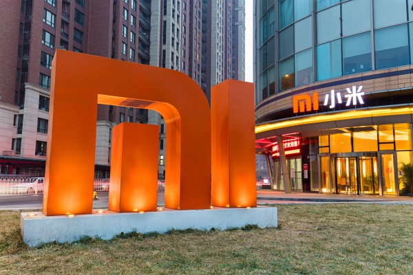 A Xiaomi logo outside a store of the Chinese smartphone giant in Beijing, China. Photo: Shutterstock
