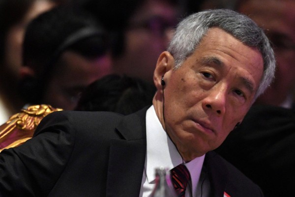 Singapore's Prime Minister Lee Hsien Loong is one of just eight leaders to confirm their attendance at a US-led leaders' summit on climate change. Photo: Reuters