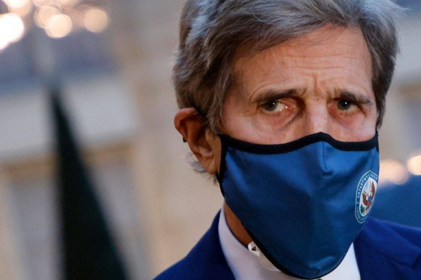John Kerry says he hopes the US and China can work together on climate change. Photo: AFP
