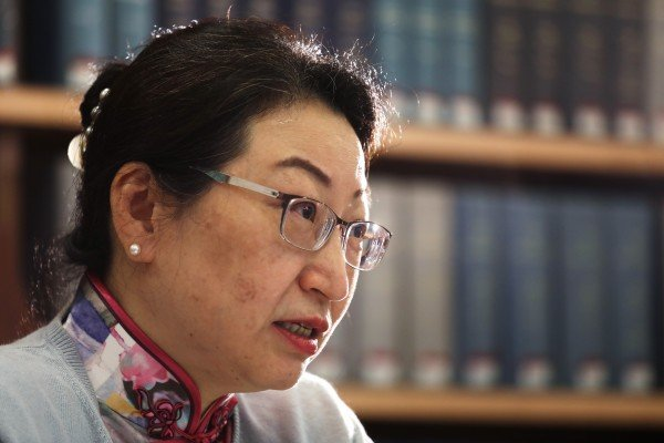Hong Kong Secretary for Justice Teresa Cheng. Photo: Nora Tam