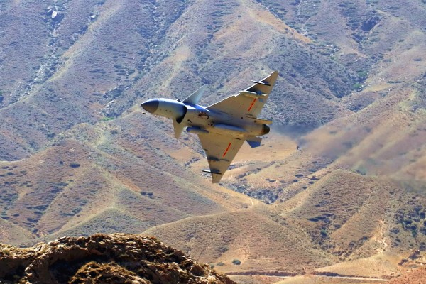 Iran is understood to be interested in buying 36 J-10C lightweight fighter jets from China. Photo: Xinhua