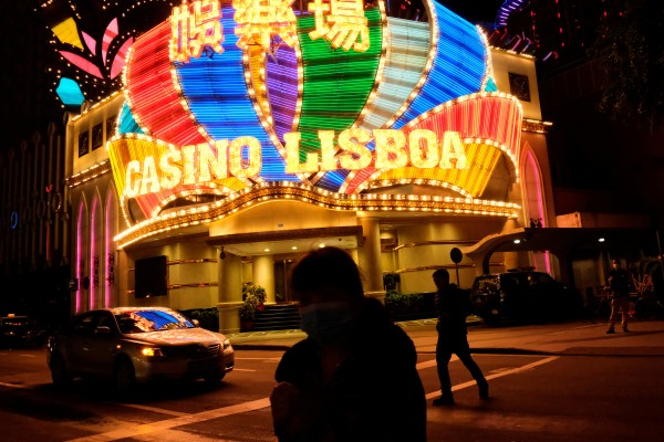 A number of casino operators have been approached by Macau's regulator to discuss the feasibility of using a digital yuan to buy gambling chips, Bloomberg News reported in December. Photo: Reuters