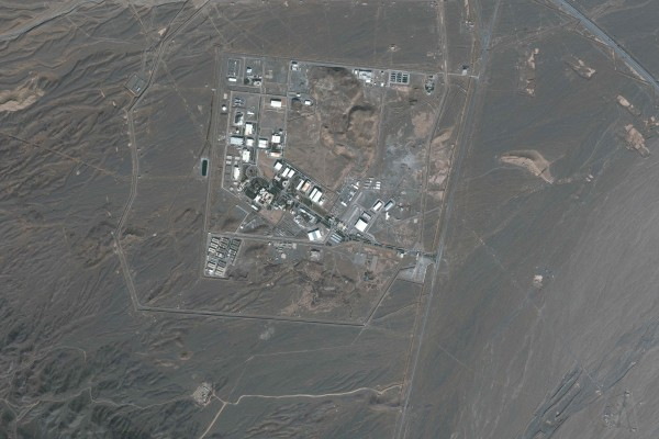 Iran has blamed Israel after its Natanz nuclear facility was hit by sabotage. Photo: AFP