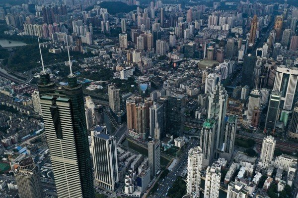 Prices of second-hand homes in Shenzhen have risen 88.3 per cent since 2015 – more than any other city in China. Photo: Martin Chan