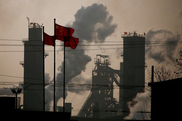 """China's central bank says it will push for the compulsory release of """"climate change information"""" by listed firms and financial institutions. Photo: Reuters"""