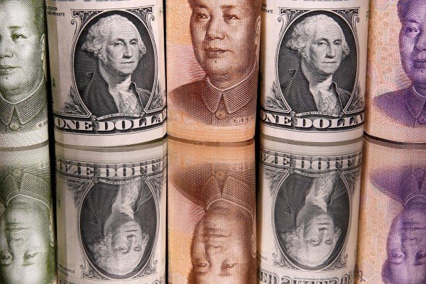 The US Treasury Department is not labelling China as a currency manipulator. Illustration: Reuters