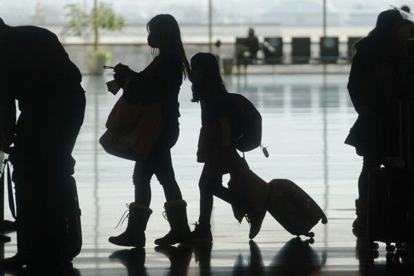 Several countries are mulling launching Covid-19 vaccine passports for travellers. Photo: AP