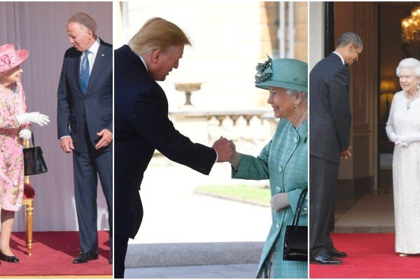 From Joe Biden to Donald Trump and Barack Obama, how different US presidents have greeted Britain's Queen Elizabeth. Photo: Reuters