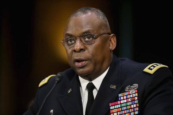 US Defence Secretary Lloyd Austin. Photo: Getty Images