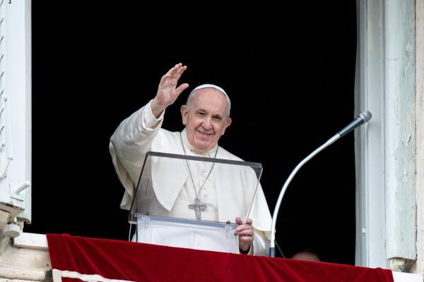 Pope Francis. Photo: EPA-EFE