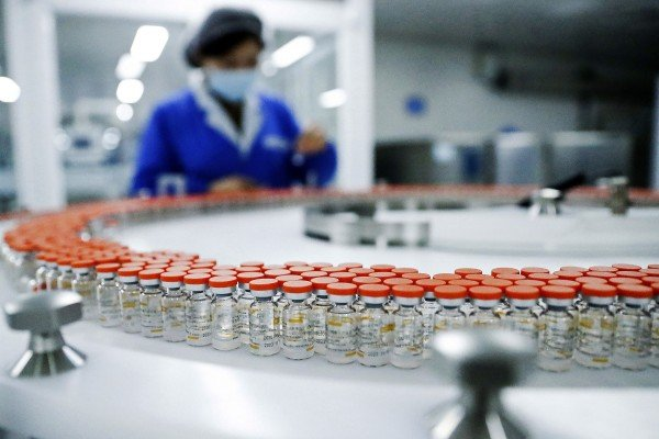 China has exported 240 million doses of Covid-19 vaccines around the world. Photo: Xinhua