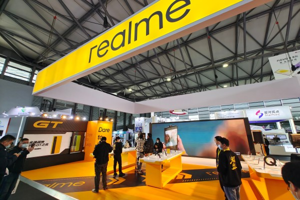 Realme is clearly hedging its bets – after achieving success in India it said in May 2019 that it was targeting its home market in China, with the aim of becoming a leading player there. Photo: Weibo
