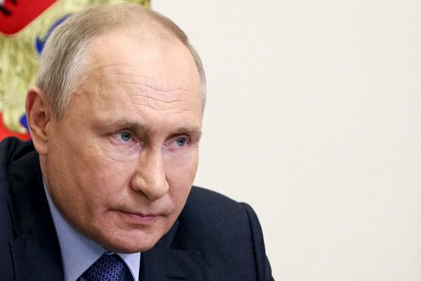 Russian President Vladimir Putin. Photo: AP