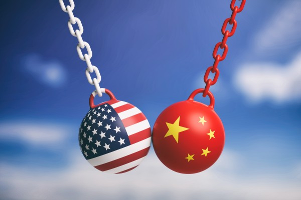 The US and China are locked in a contest to shape global digital architecture. Photo: Shutterstock