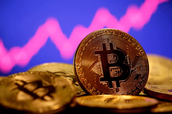 Some leading commercial banks have expanded their menu of services to include cryptocurrencies. Photo: Reuters
