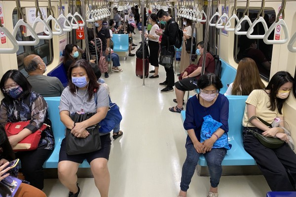 More than two dozen more deaths have been reported in Taiwan's coronavirus outbreak. Photo: EPA-EFE