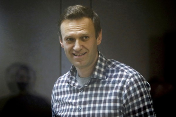 Russian opposition politician Alexei Navalny. Photo: Reuters