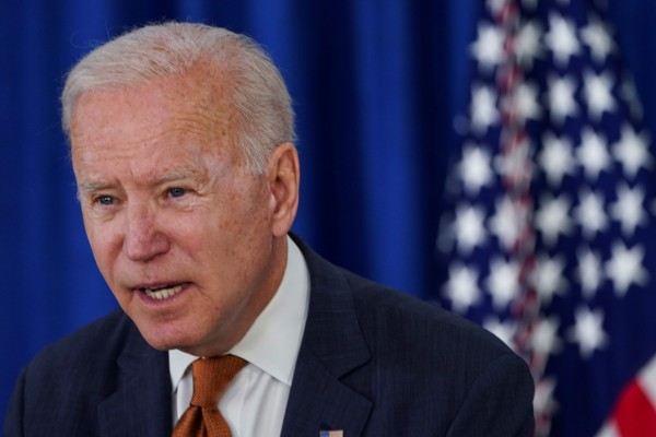 The Biden administration's trade strike force aims to prevent the 'hollowing out' of US supply chains. Photo: Reuters