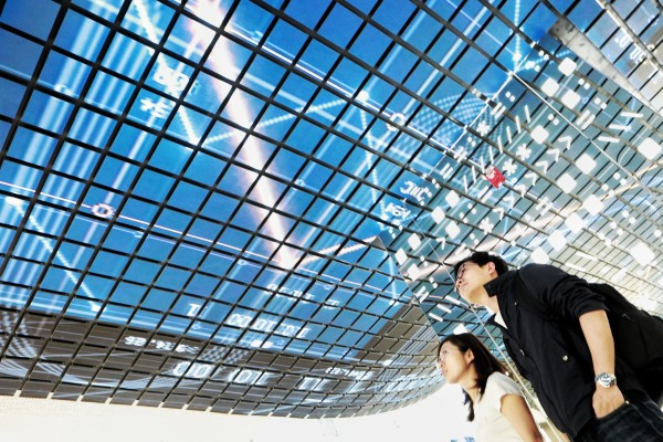 Jobs in Big Tech remain the most attractive employment for many university students, according to a new Universum survey. Photo: Xinhua