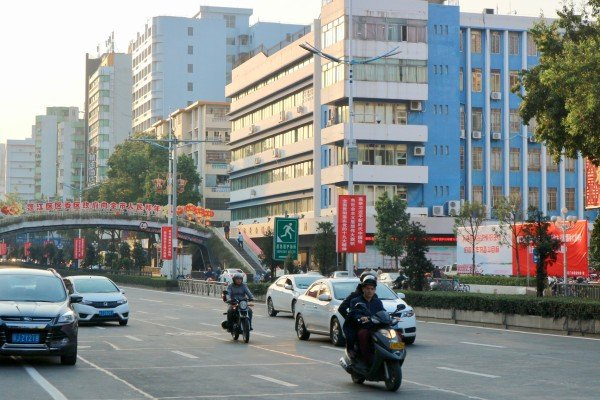 The Greater Bay Area city of Jiangmen has spawned a wide range of companies. Photo: Shutterstock Images
