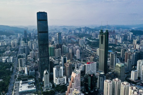 Shenzhen has adopted a data use law to support the development of its digital economy. Photo: Martin Chan