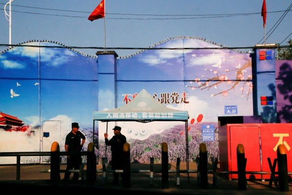 The US says atrocities are taking place in the Chinese region of Xinjiang. Photo: Reuters