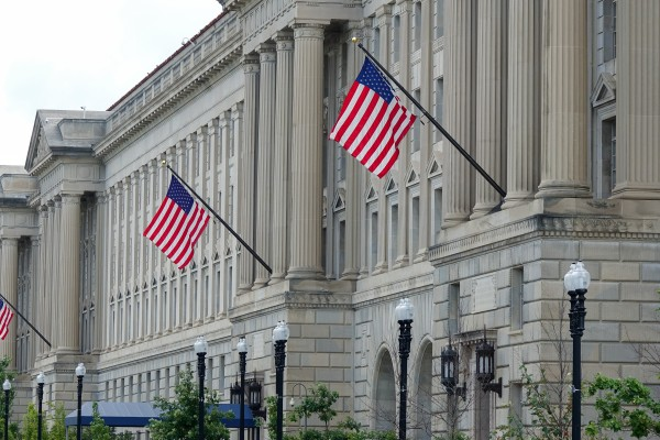 The Herbert C. Hoover Building in Washington, where the Department of Commerce is based. The department's Bureau of Industry and Security has gained more attention amid Washington's crackdown on Chinese technology. Photo: Shutterstock