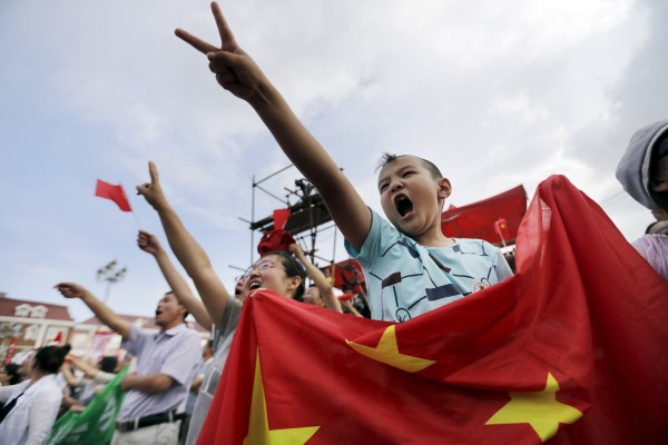 China's rising nationalism may put a bigger spotlight on its athletes' performance at the Tokyo Olympics but the country's sports fans are not only interested in medals. Photo: Reuters