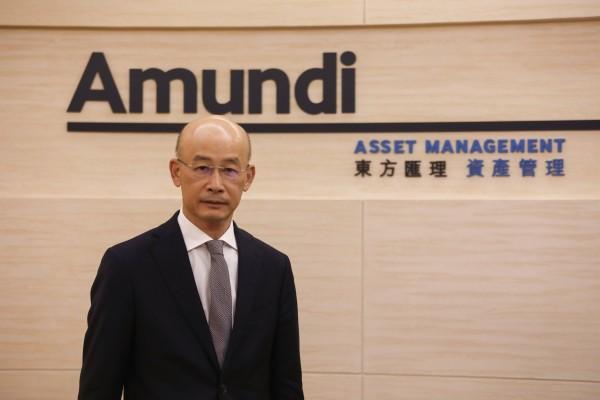Zhong Xiaofeng, chairman of Amundi Greater China. Photo: Jonathan Wong