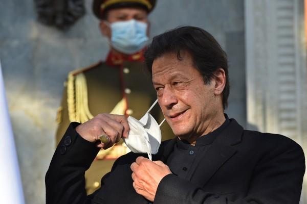 Pakistan's Prime Minister Imran Khan. Photo: AFP / Getty Images / TNS