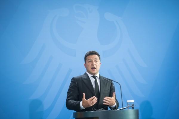 Ukrainian President Volodymyr Zelensky. Photo: AFP