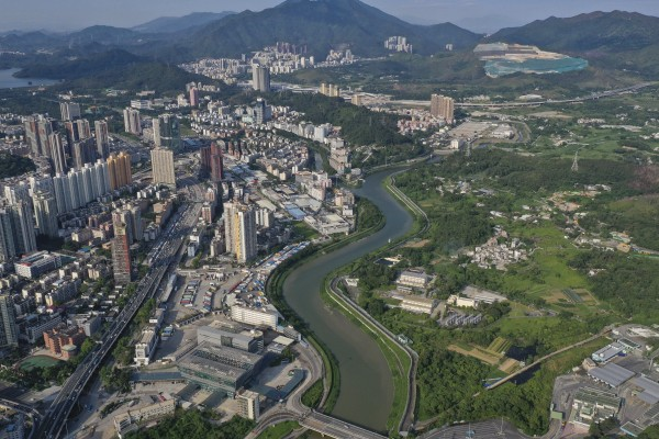 Areas of Hong Kong that border Shenzhen are ripe with possibility, Financial Secretary Paul Chan has told the Post. Photo: Martin Chan