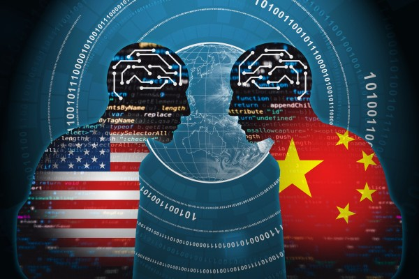 A US Senate committee advanced a bill on Wednesday to further restrict the sale of Chinese telecommunications equipment in the US. Image: Shutterstock