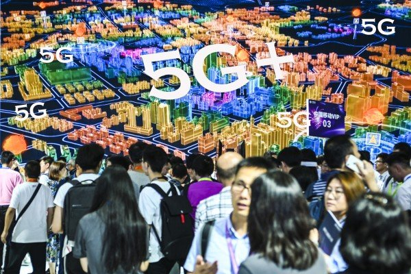 China Mobile recorded almost 946 million total wireless subscribers in the first half of this year, including 251 million 5G customers. Photo: Visual China Group via Getty Images