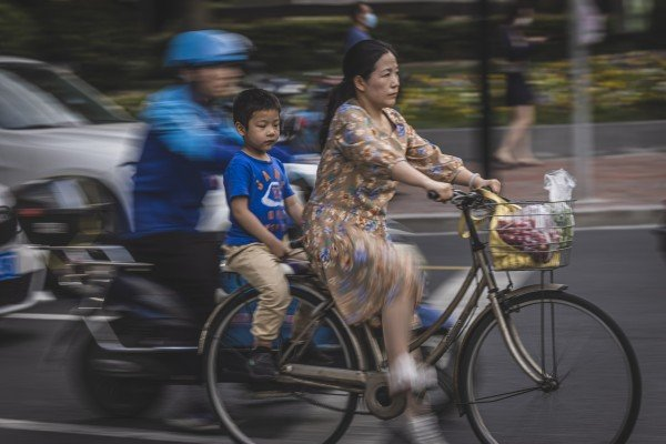 China's once-in-a-decade census in May showed births continue to fall, society is ageing and the workforce is shrinking, even though the population grew slightly last year. Photo: EPA-EFE