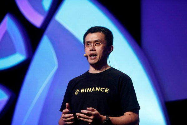 Binance CEO Changpeng Zhao said that the cryptocurrency exchange is making changes to make it easier to work with regulators. Photo: Reuters