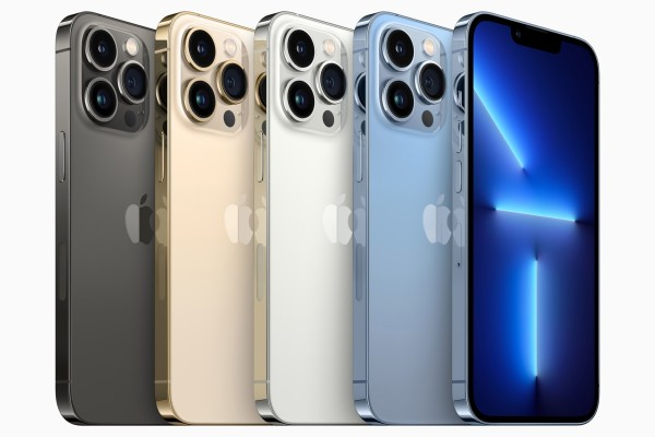Apple's newly launched iPhone 13 line is expected to be priced lower in mainland China than the recent iPhone 12 line. Photo: EPA-EFE
