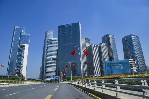 Businesses facing red tape in the expanding Qianhai economic zone in Shenzhen will soon be able to complete some procedures at an office in Admiralty. Photo: Getty Images